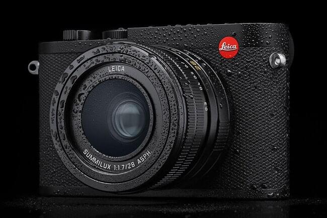 The original Leica Q2.